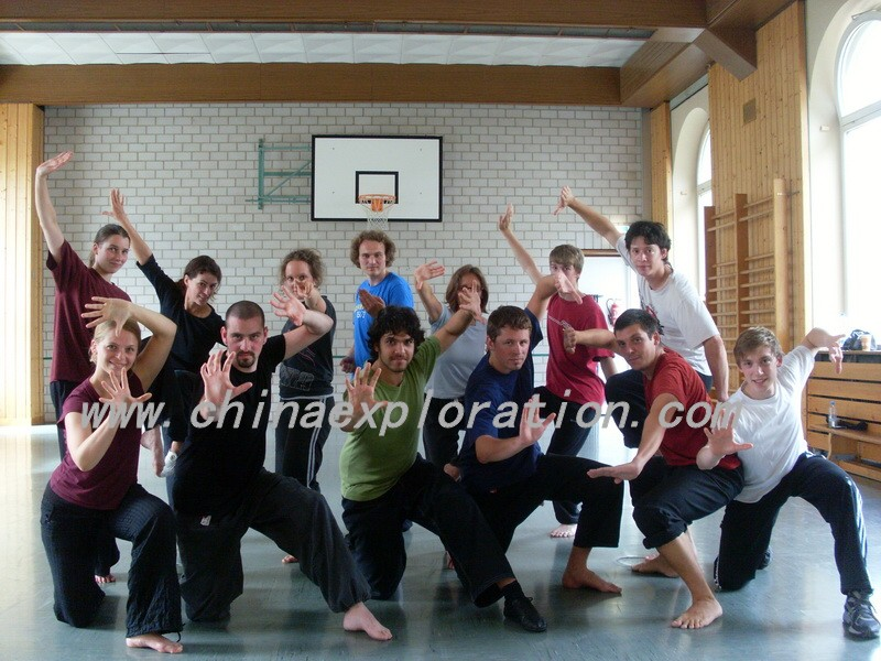 kungfu learning
