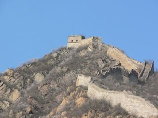 Huanghuacheng Great Wall in winter