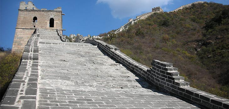 The Great Wall Hiking Exploration From Huanghuacheng To